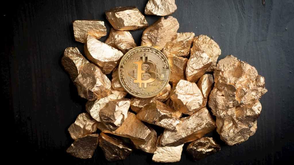 """Altın Şirketinin CEO'su: """"Altın, Bitcoin ve Altcoin'lere Karşı Bir Koruma"""""""