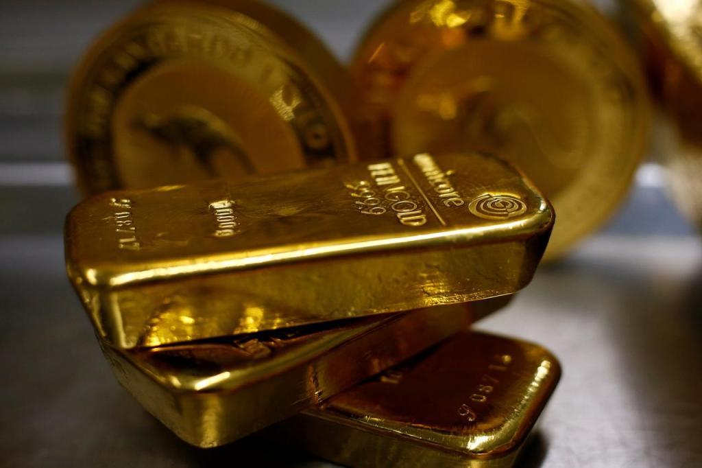 Morgan Stanley Ekonomistleri: Altın Fiyatları 2021'i Bu Seviyelerle Kapatacak!