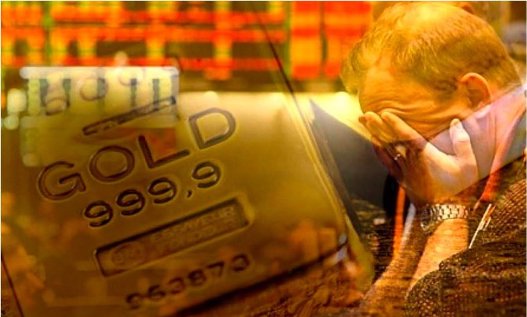"""Son Dakika: Altın Fiyatı Sert Düştü! """"Bu Seviyeler Sırada"""""""