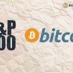 s&p ve bitcoin