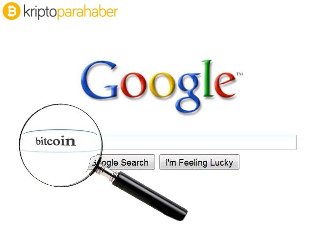 Google, Bitcoin,Cüzdan