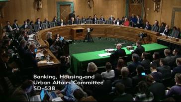 ABD Senatosunda Bitcoin