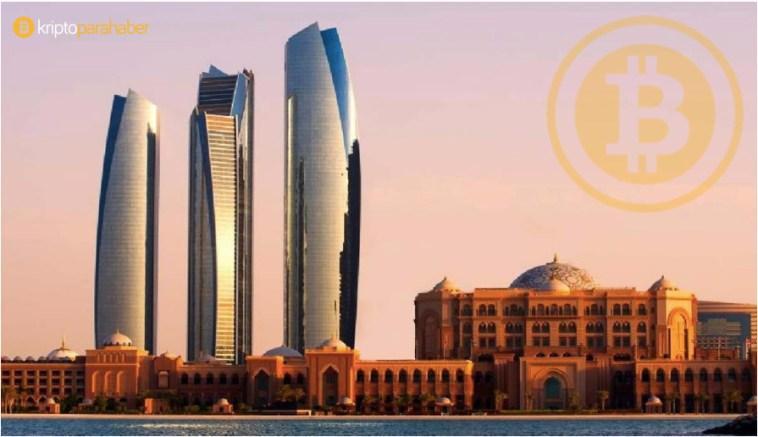 Abu Dhabi, Bitcoin