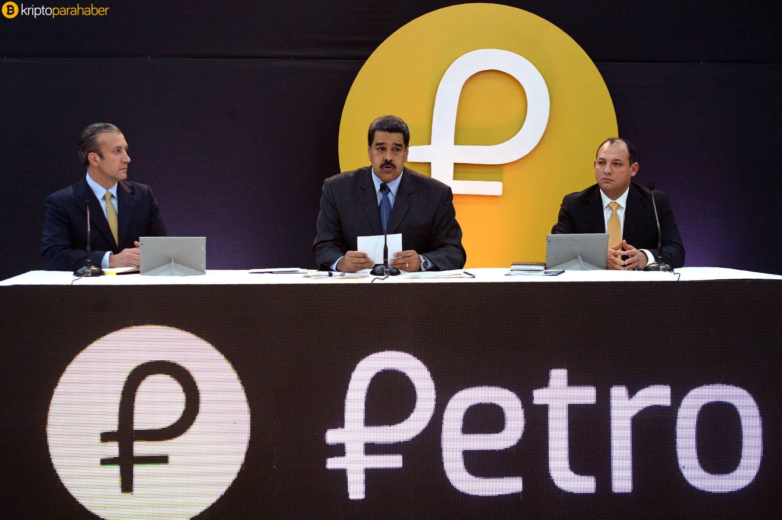 Venezuela Merkez Bankası, Petro için bir aplikasyon yayınladı