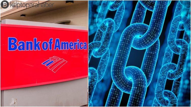 Bank of America Blockchain tabanlı veri depolama sistemi oluşturacak