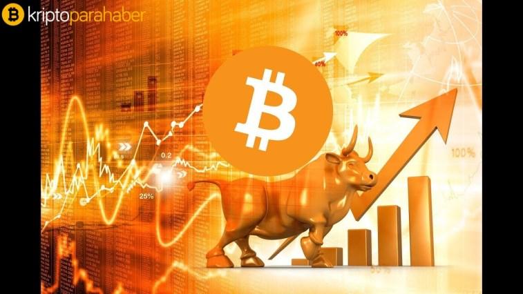 Bitcoin'in piyasa hakimiyeti boğa koşusunun başlangıcının bir işareti!