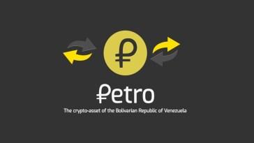 Petro 16 kripto para borsasında işlem görerek likiditesini arttıracak