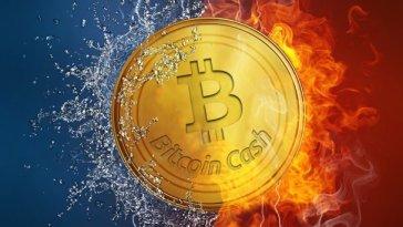BCHZ18 üzerinde Bitcoin Cash ABC forku etkisi