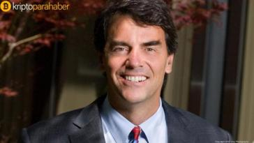 Tim Draper kripto parasektörünü internetin ilk günlerine benzetiyor