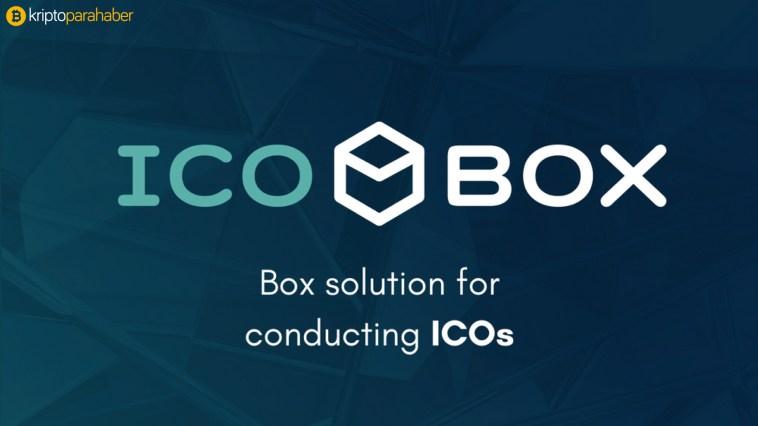 ICOBox kurucusu Nick Evdokimov şirketten ayrıldı.