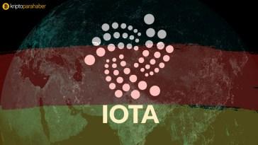 IOTA Vakfı ve Alman devleri arasında dev ortaklık.