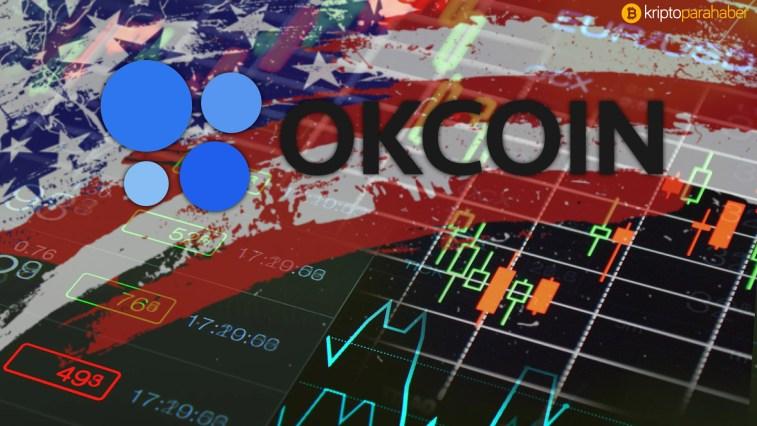 OKCOIN borsası ABD'ye taşındı.