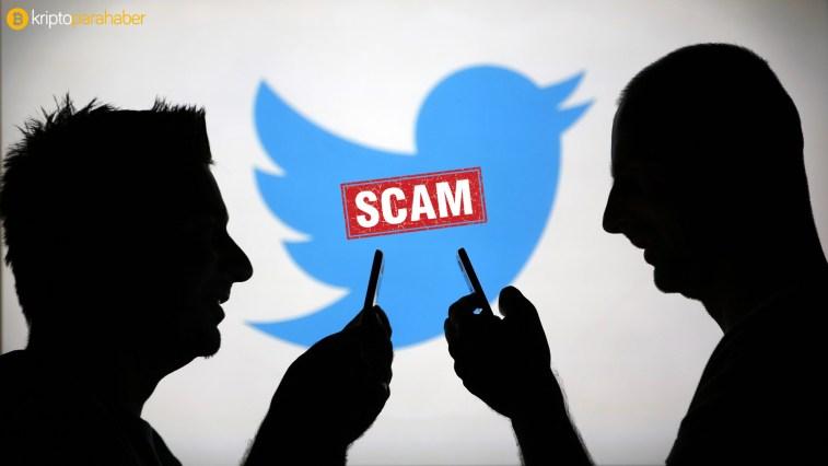 Twitter kripto dolandırıcılığına artık bir çözüm getirmeli.