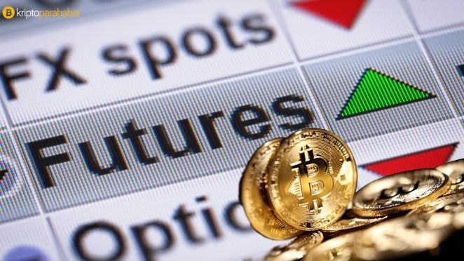Nasdaq bitcoin vadelileri