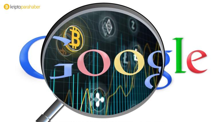 Google'ye göre, Bitcoin, Ariana Grande, Kim Kardashian ve Donald Trump'tan daha iyi performans gösteriyor