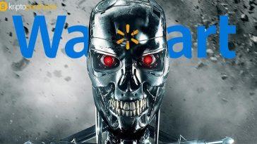 Perakende devi Walmart, teknoloji biriminin, Blokchain teknolojisini kullanan özerk robotlar inşa etmesi için patent başvurusunda bulunuyor.