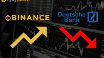 Binance Deutsche Bank'tan karlı olduğu iddalarına cevap vermedi