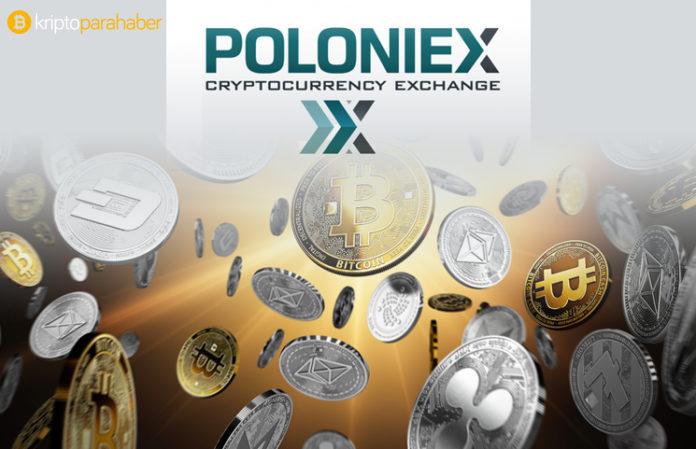 Poloniex 8 kripto parayı borsa performansını iyileştirmek için çıkartıyor