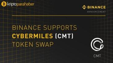 CyberMiles (CMT) MainNet için 15 Ekim son gün