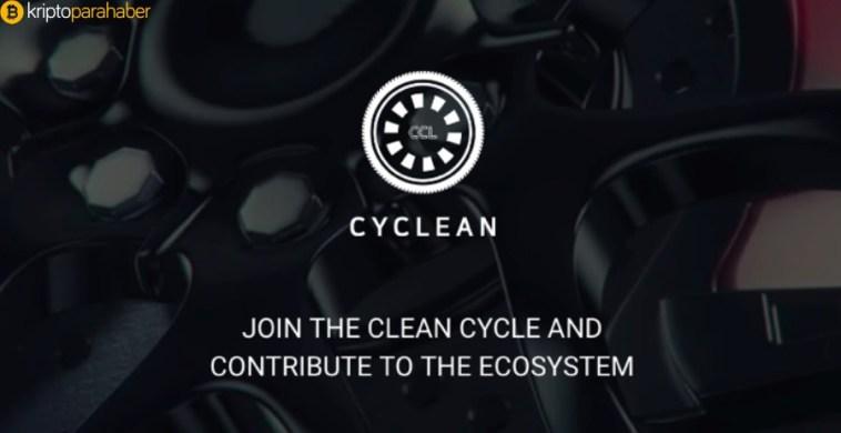CyClean, Blockchain tabanlı elektrikli araçları piyasaya sürüyor