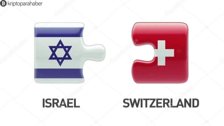 İsviçre ve İsrail kripto para ve Blockchain üzerinde işbirliğine gidiyor