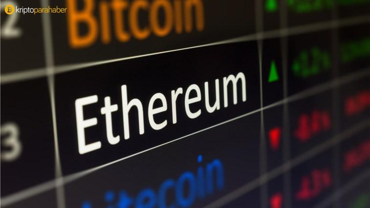 4 Ocak Ethereum