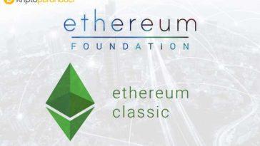 Ethereum Classic, DAO hacki sonucunda ortaya çıktı