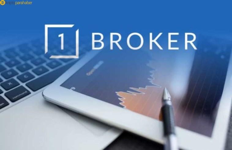 1Broker, para çekme işlemlerini başlatıyor! - Kripto Para Haber