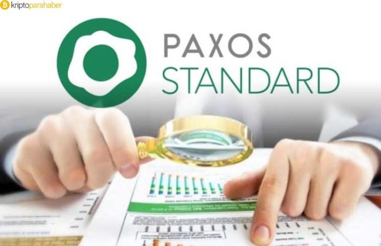 Paxos 50 milyon dolar değerinde PAX yayınlandı - Kripto Para Haber