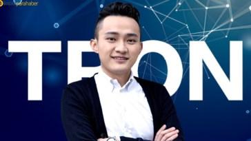 Dev iddia: TRON'un kurucusu Justin Sun Çin'de soruşturma altında!