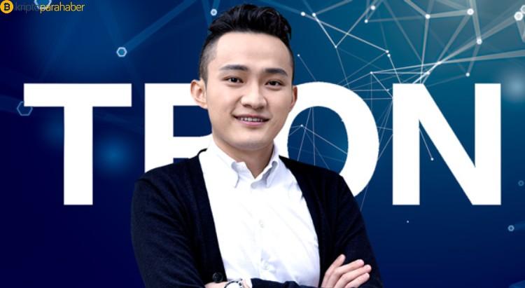 TRON CEO'su ve Binance CEO'su Bitcoin ve kripto paraları savunmak için öğle yemeğine 4.5 milyon dolar ödedi