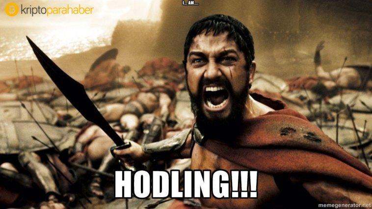 Bitcoin yeni bir atılımın eşiğinde, HODL'lar ise ne olursa olsun bekleyecek