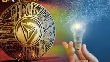 TRON (TRX) işlem sayısıyla Bitcoin'i yeniyor