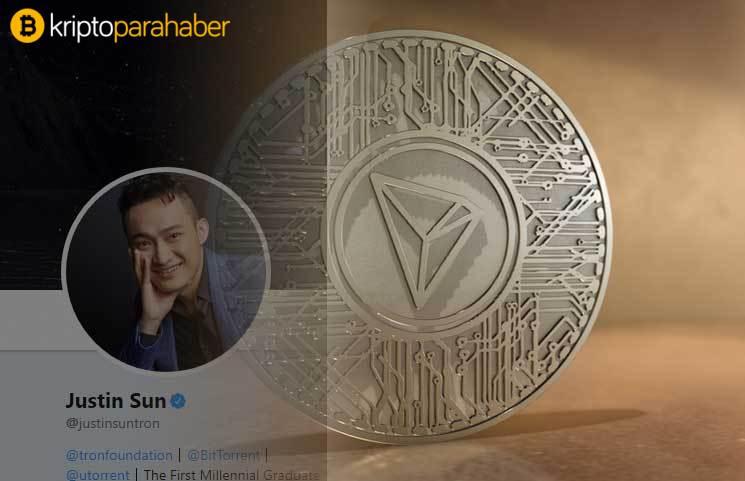 Justin Sun'dan çarpıcı Bitcoin fiyat tahmini