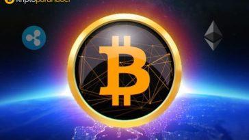 Flaş kripto para haberleri: Ünlü analistten devasa yükselişli Bitcoin tahmini! En güncel: Ethereum, Ripple, Litecoin, TRON ve Cardano haberleri