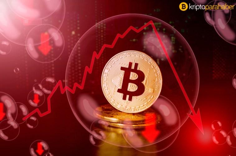 Bitcoin 10.000 doların altına düştü: Altın boğa koşusu sorgulanıyor