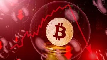 Bitcoin fiyatı kırılma noktasının altına düştü