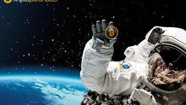 Bitcoin ile uzayda yolculuk: 9,5 milyon USD