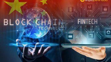 Çin blockchain teknoloji endeksi