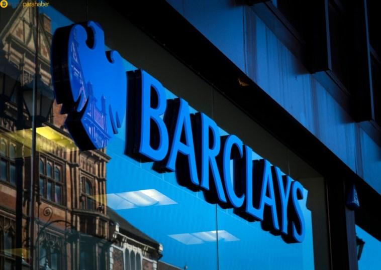 """Barclays: """"İş modelleri, Blockchain'e göre yeniden düzenlenmeli."""""""