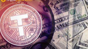 Tether ne yapmak istiyor: karşılığı olmayan 5 milyar USDT basıldı