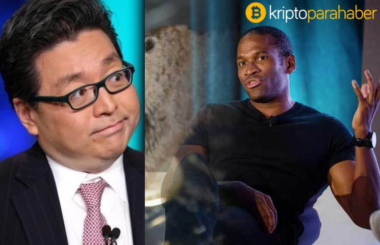 Bitcoin rallisi tamam mı devam mı?: Tom Lee ve Arthur Hayes BTC'yi yorumladı
