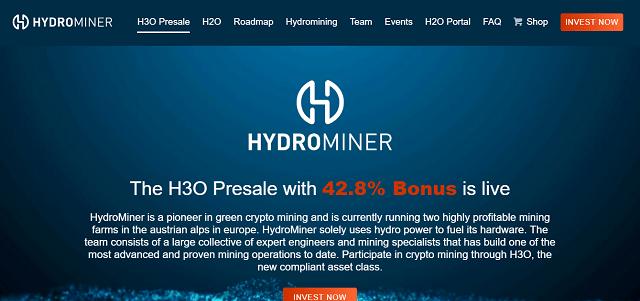 Hydrominer description