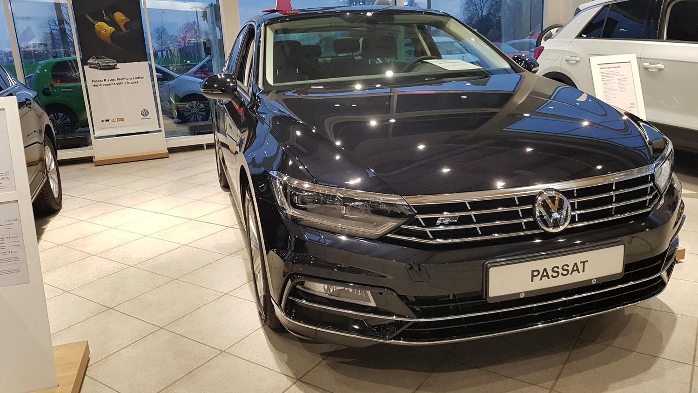 DealShaker: VW Passat R-line Premium, 1850 00 ONECrypto News