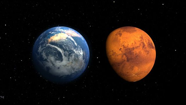 Как биткоин может оказаться на Марсе