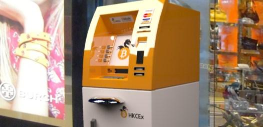 Биткоин-банкоматов уже больше тысячи
