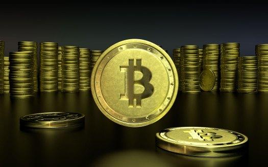 Цена на биткоин продолжает расти