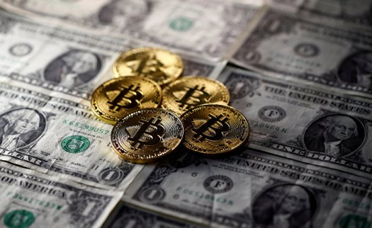 Преступники редко используют биткоины для отмывания денег