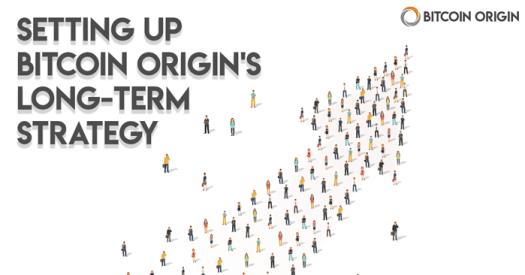 Настройка долгосрочной стратегии Bitcoin Origin