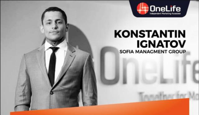 OneCoin готов к ICO, Константин Игнатов